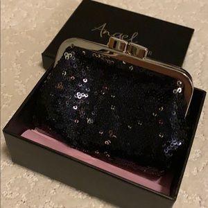 Victoria Secret Sequined coin purse